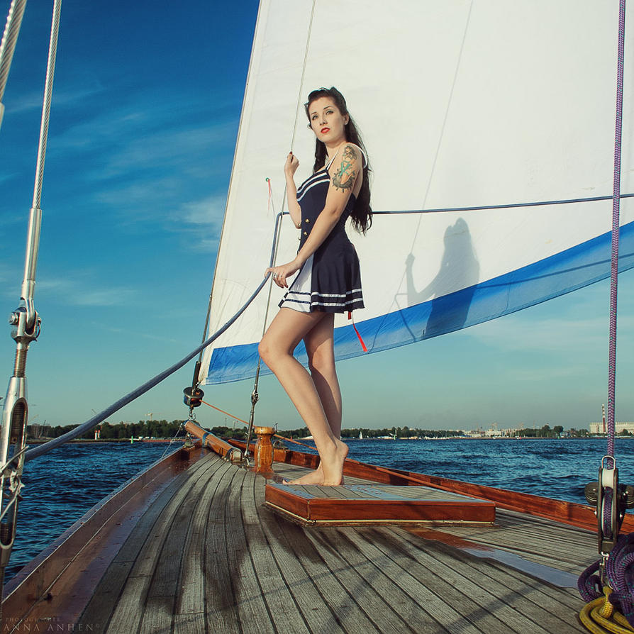 pin up yacht