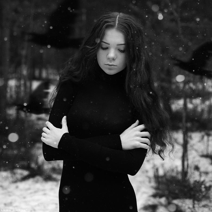 Dolgaya zima by Anhen