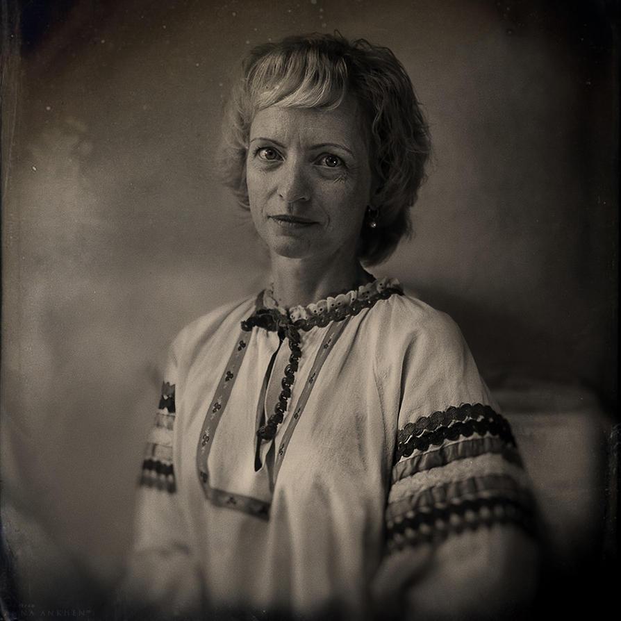 Yana Borisovna by Anhen