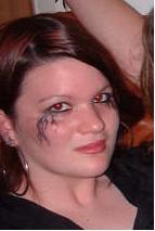 halloween makeup by pennyrocks