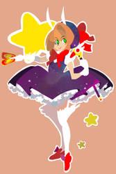 Cardcaptor Sakura design by OmiOhMy