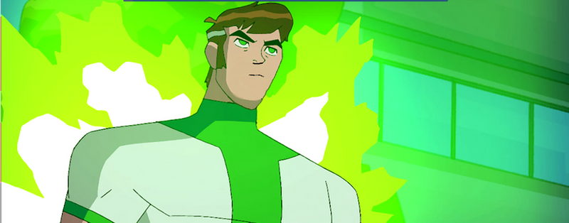 Ben 10 000 Of Ben 10 Ultimate Alien By Dlee1293847 On: Ben 10,000 Omniverse Without His Beard And Stache By