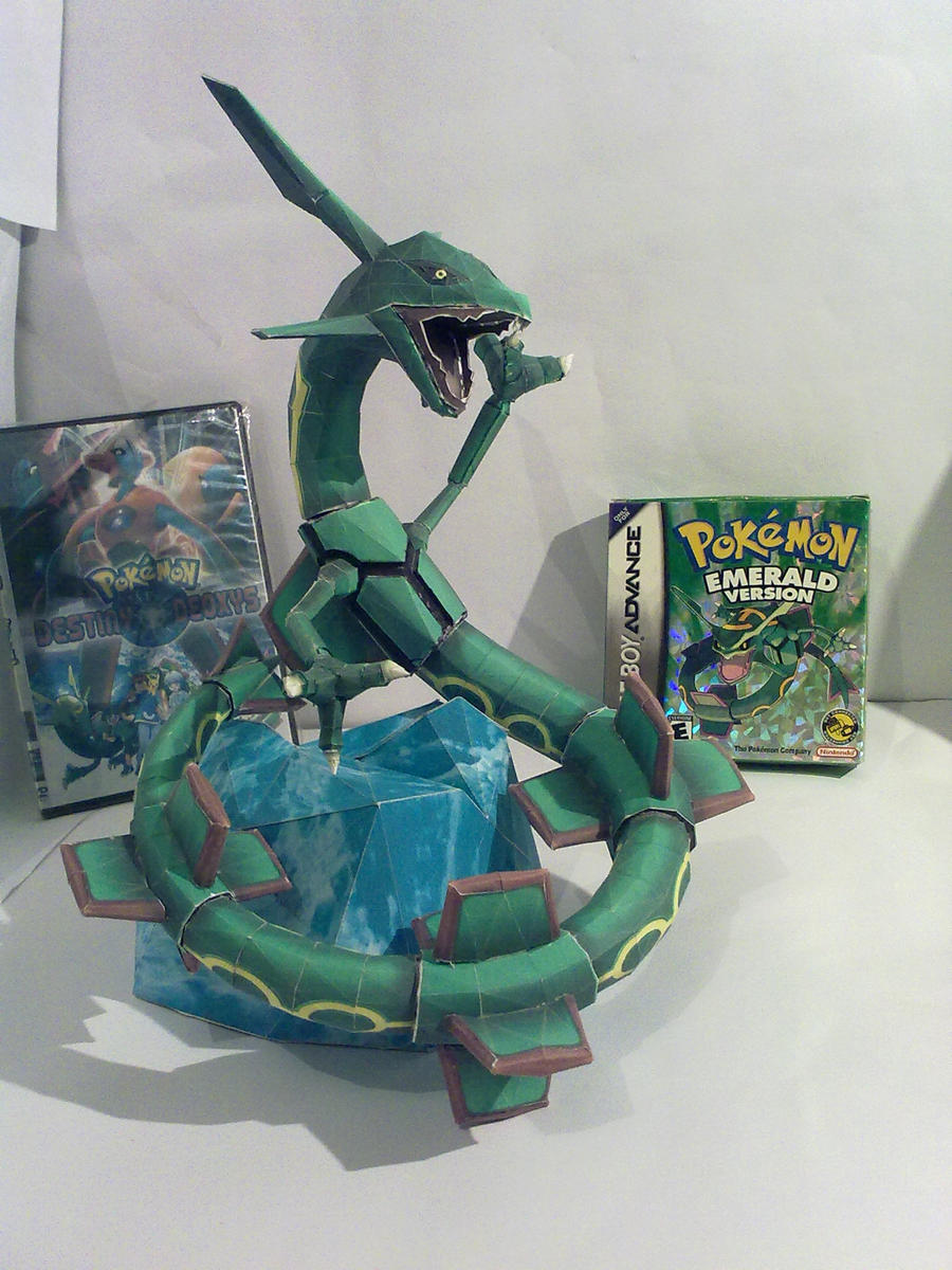 Rayquaza by kyogre92