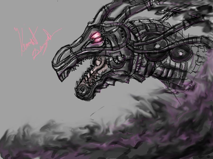 Scrap Dragon Orica