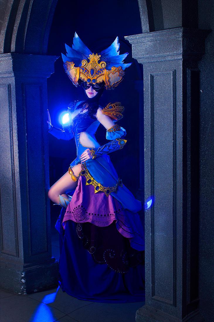 Guild Wars 2-Masquerade by Vostrikova-Nina