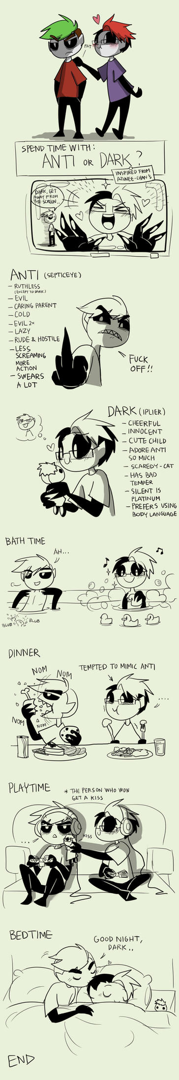 -meme- Spend time with...? by Vey-kun