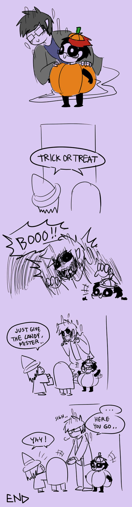 Scare Fail by Vey-kun