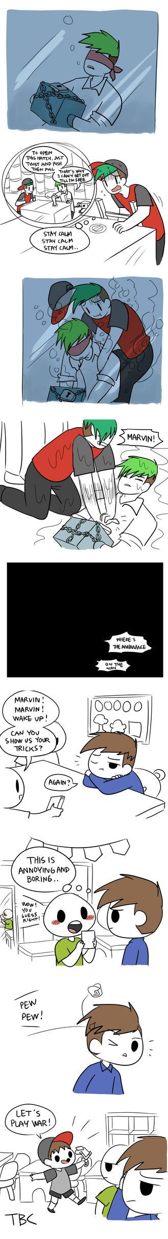 Separation 5 by Vey-kun