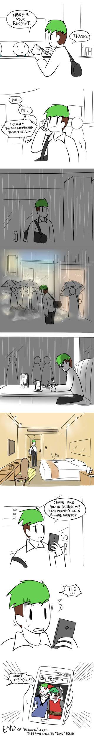 Separation 10 by Vey-kun