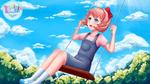 For DDLC fan game: Swinging little Sayori