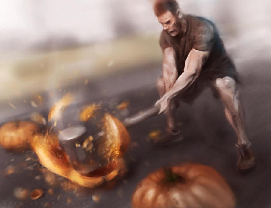 Smashing Pumpkins by korovachryst