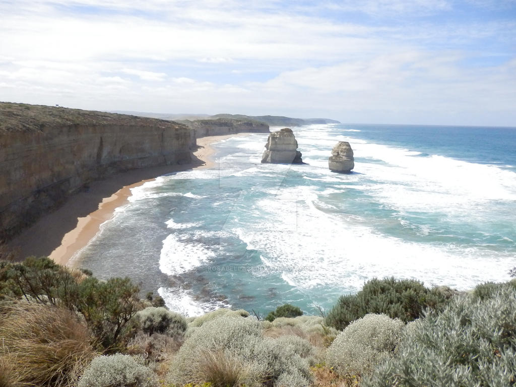 Twelve Apostles by Rosabella23