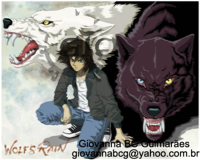 Wolf's Rain by giovannag