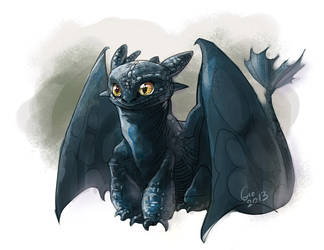How to Draw Your Dragon by giovannag