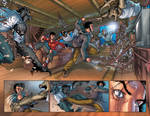 Wolverine vs. Werewolves