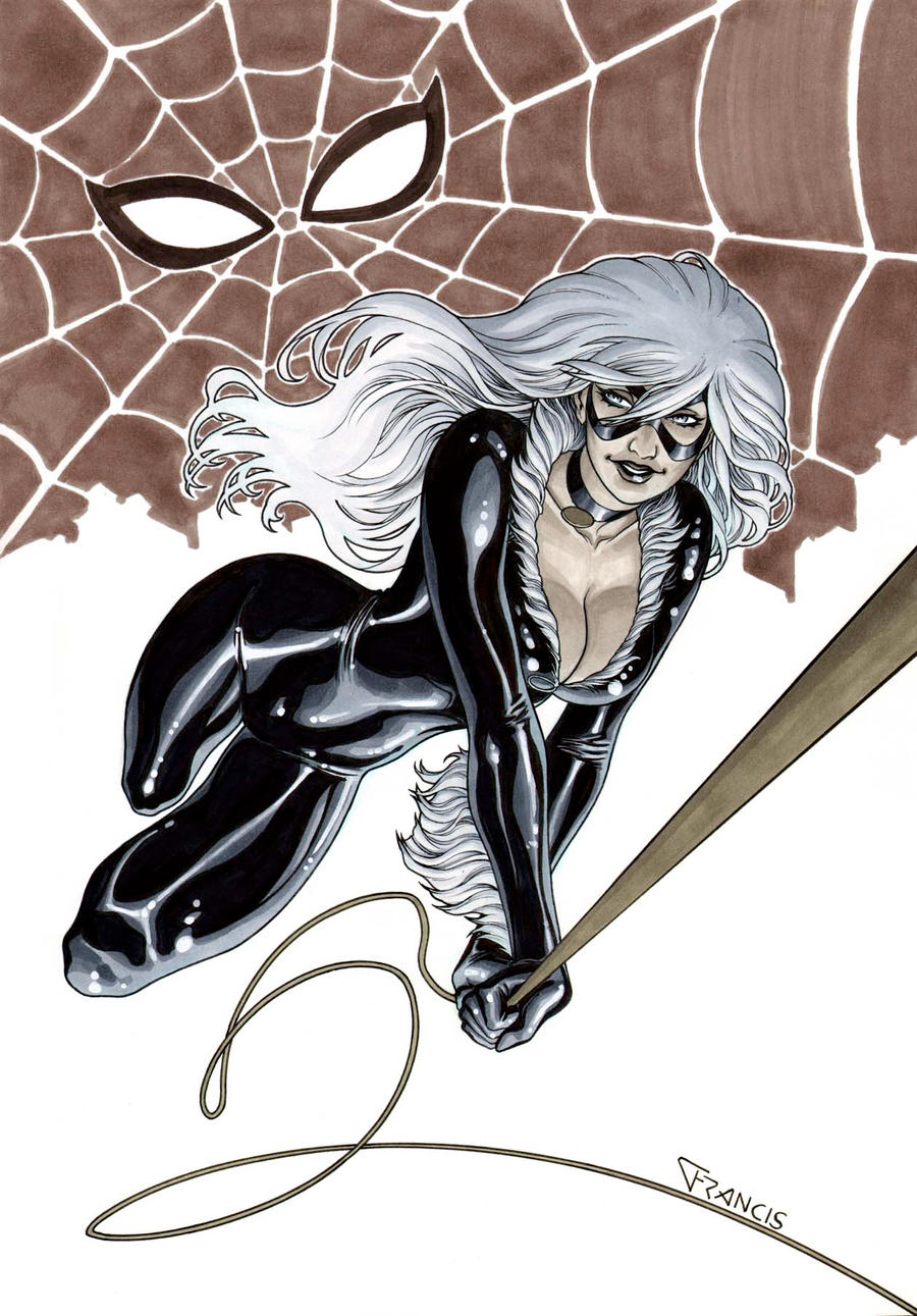 Black Cat by PORTELA