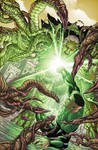GREEN LANTERN CORPS 29 cover