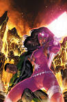 GREEN LANTERN CORPS 33 cover