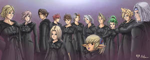 FF Organisation XIII