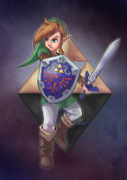A Link Between Worlds by sarrus