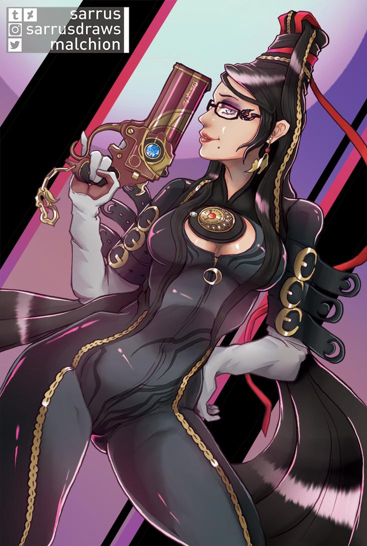 Bayonetta by sarrus