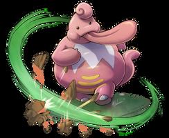 -- Pokemon Gen IV Tribute -- LickiLicky