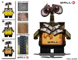 WALL.E full by paulelder