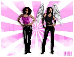 Guardian Angel by paulelder