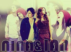Nina and Ian by Schoggii