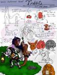 [OriginalSpecies] Trobbits (Read desc.) by Mitch-et-Kiwi
