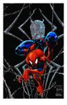 Spiderman_digital colors