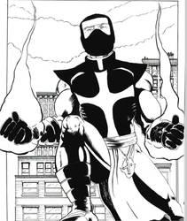 Kings comics the CrossBearer,antgarcia by antgarcia