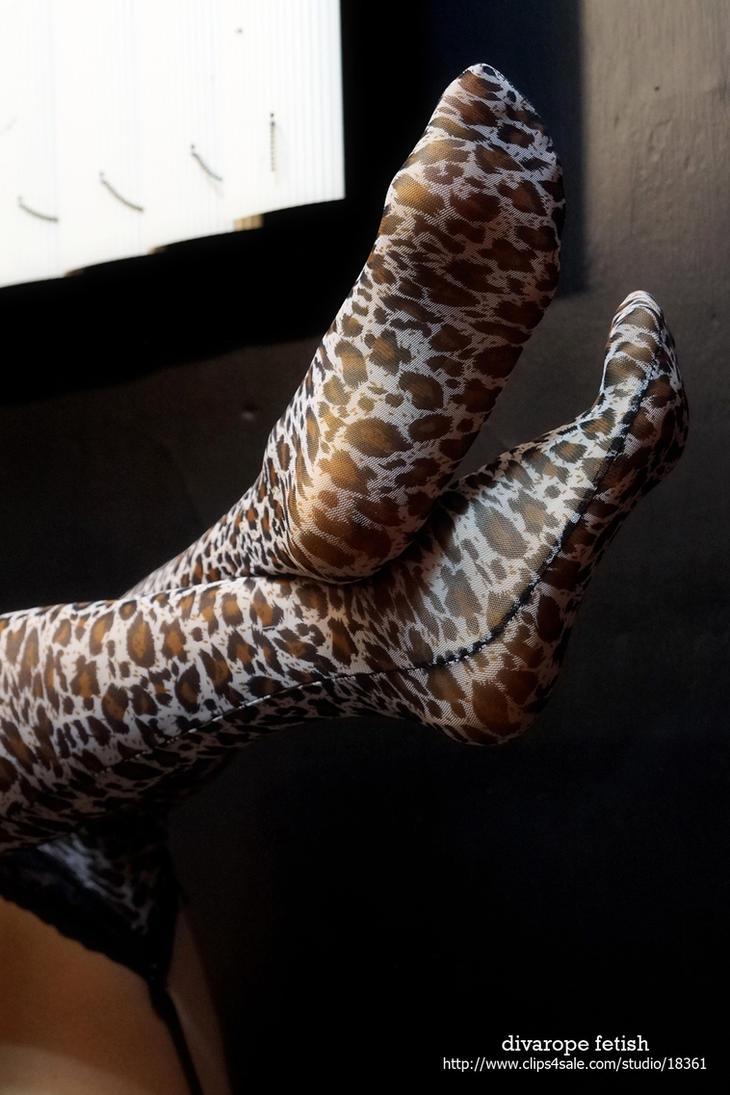 Feline foot I by DivaRope