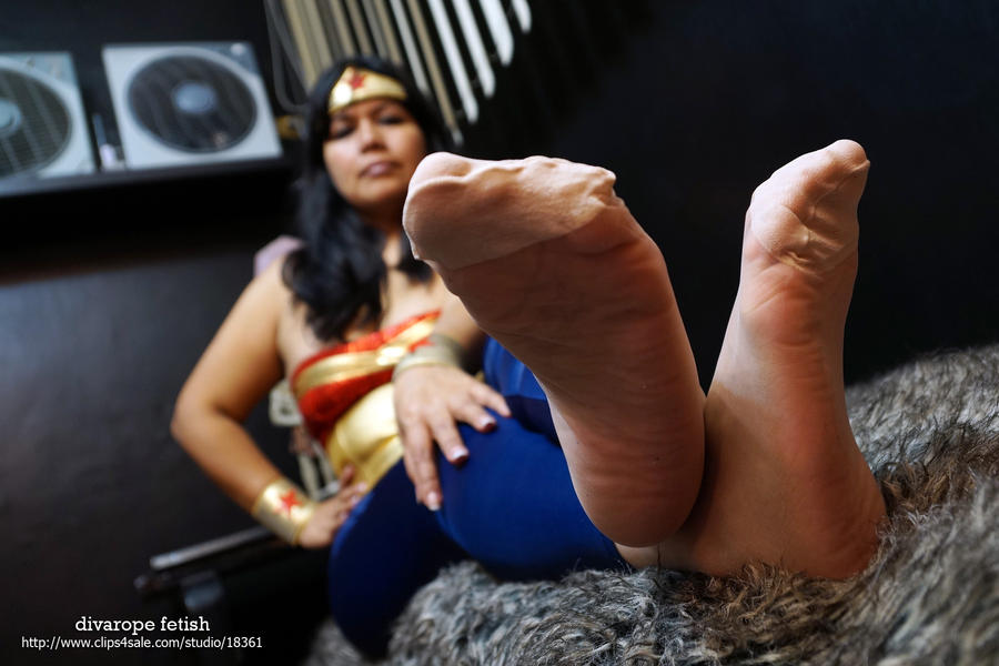 Reinforced Wonder soles by DivaRope