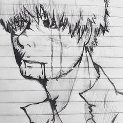 Sketching in class