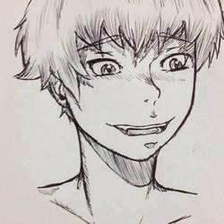 Sketching characters
