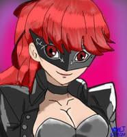 Kasumi/Violet Persona 5 Royal