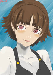 Makoto Nijima, Persona 5