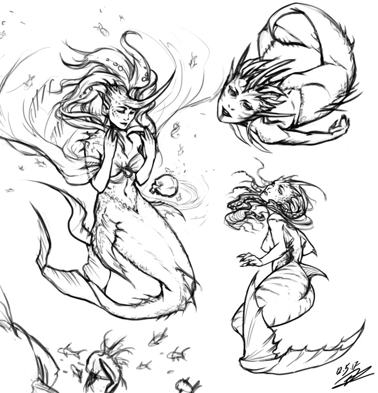 12-05-2017 - MerMay by Manticore85