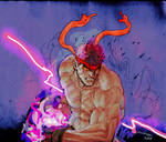 I'M GONNA BE AT PHILLY WIZARD CON! EVIL RYU