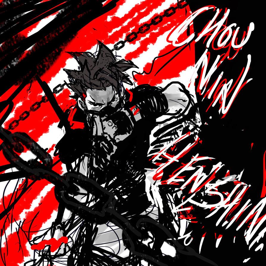 CHOUNIN HENSHIN!! by Kandoken