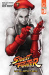 STREET FIGHTER UNLIMITED #3 CoverD Incentive