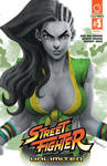 STREET FIGHTER UNLIMITED #5 Cover D Incentive