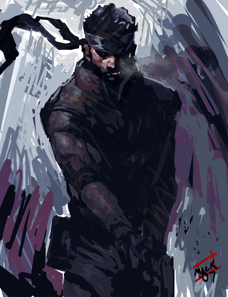 Your Favorite Solid Snake Pic Mgsforums Com