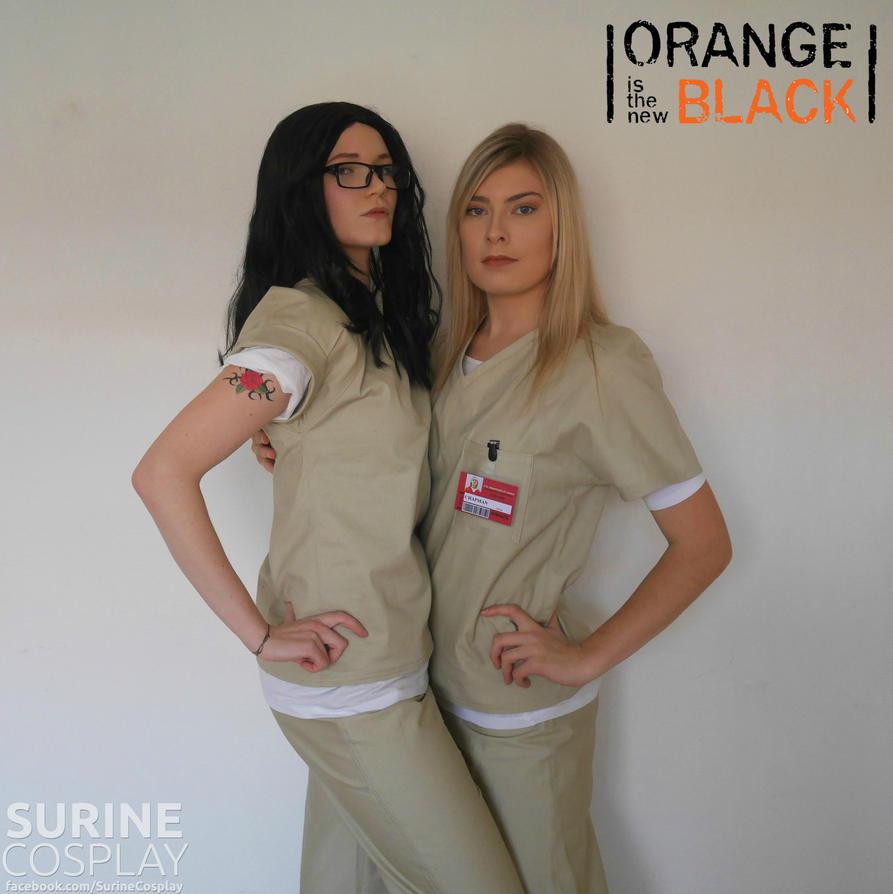 Vause and Chapman by Su-rine