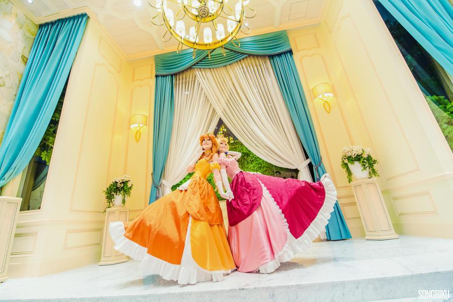 Princess Ball by Su-rine