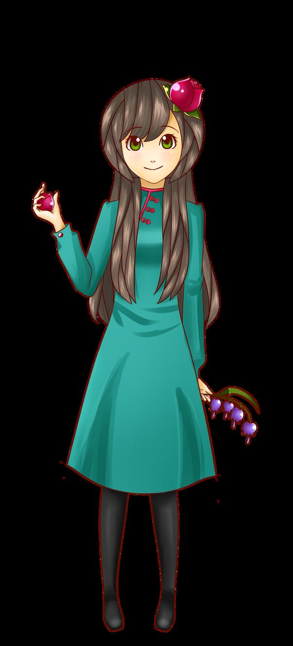Random Flower Girl? by Chokinis