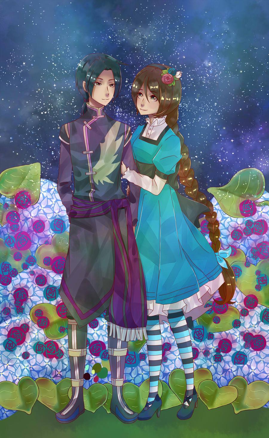 PC : Shikiren by Chokinis