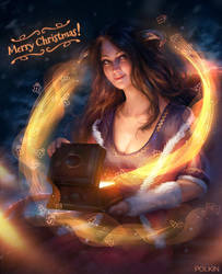 Secret Santa by Polkin
