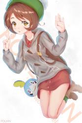 Pokemon by Polkin